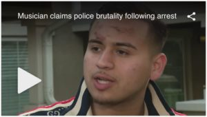 Popular Musician Claims Police Brutality Following House Party Arrest In San Bernardino
