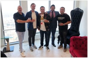 Rancho Humilde signs distribution deal with Cinq music.